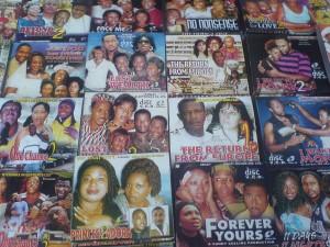 Nollywood DVD Stall - Flickr photo (cc) by Paul Keller